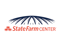 State Farm Center Logo