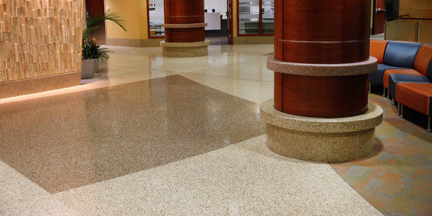 Award Winning Terrazzo Flooring Missouri Terrazzo